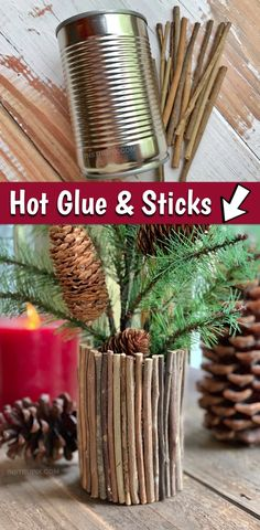 6 Easy Tin Can Crafts (A Cheap & Easy Recycling idea!)