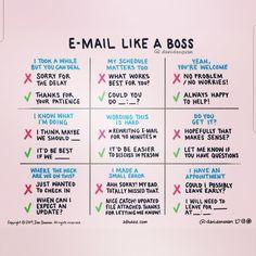 E-Mail auf Englisch schreiben 📧: Wichtige Phrasen und Redewendungen! English Writing Skills, Writing Tips, Essay Writing, Writing Papers, English Lessons, Email Like A Boss, Job Interview Tips, Job Interview Questions, Have Questions