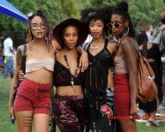 damionkare:  Afropunk 2014 Fort Greene, Brooklyn Photographer: Damion Reid IG: @BOTBW2013