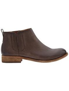 Velma Ankle Boot by Kork-Ease - Streamlined good looks and supreme comfort in a slip-on ankle boot design.