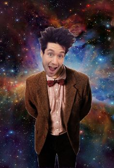 Doctor who Dan smith ha maybe their related I knew there was something about matt that seemed so familiar lol :)