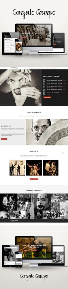 Gonzalo Campo on Behance