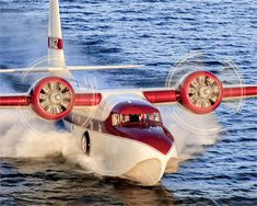 Amphibious Aircraft, Victoria British, Flying Boat, Mallard, Air Travel, Amphibians, British Columbia, Sea Plane, Boats