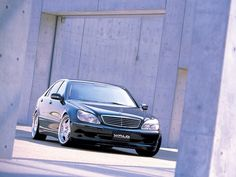 All Cars NZ: 1998 Mercedes Benz S-Class W220 by Wald Internatio...