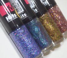 HITS Esmaltes MTV - Mystic Dream (#1) & Purple Shake (#2); Opened, but unused. $5 each.