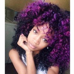 Purple hair is one of the hottest trends! Here are 10 ways to have FABULOUS purple hair!