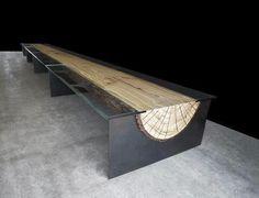 wood & metal