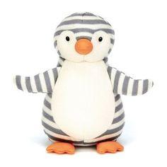 Kuscheltier Pinguin 'Shiver' von Jellycat. Jetzt online für 21,90€ kaufen bei Little Roomers.