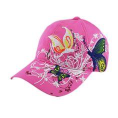 Brand new summer Embroidered Baseball Cap women Lady Fashion Shopping Cycling visor sun Hat Cap shipping