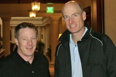 Working with Jim Furyk