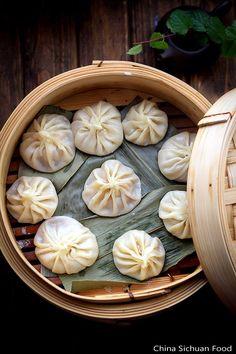 Xiao Long Bao—Chinese Soup Dumpling