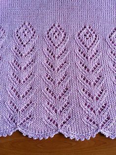 Lace Knitting Pattern Another Old S - Diy Crafts - maallure Lace Knitting Patterns, Knitting Stiches, Knitting Charts, Free Knitting, Baby Knitting, Stitch Patterns, Beginner Knitting, Knitting Machine, Crochet Motifs