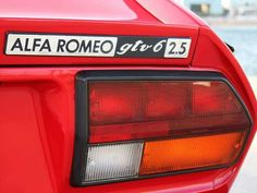 Classic Car News – Classic Car News Pics And Videos From Around The World Alfa Romeo Logo, Alfa Romeo Cars, Alfa Romeo Gtv6, Basic Italian, Alfa Gtv, Car Car, Cars Motorcycles, Vintage Cars, Classic Cars