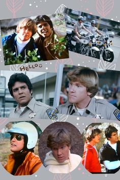 Larry Wilcox, Cop Show, Chips, Childhood Days, May 1, Disney Pictures, Looking Back, Favorite Tv Shows, School Days