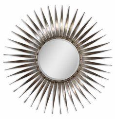 Uttermost Mirrors : 13769 Sedona Mirror