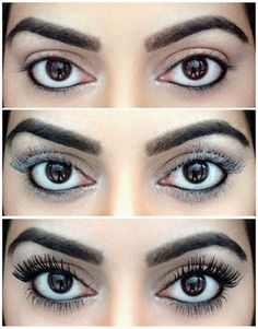 Thicken Lashes with Baby Powder - 10 Ways to Get Longer, Thicker-Looking Eyelashes - Livingly