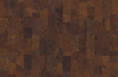 Kitchen cork floor, Wicanders Identity chestnut