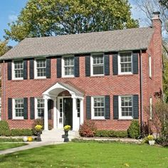 Fresh renovated classic Brick colonial on wonderful street near schools & sports.