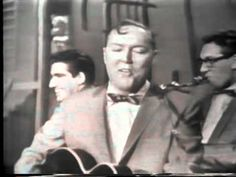 """""""Rock Around The Clock"""" Live, Bill Haley & The Comets on American Bandstand"""