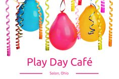 Play Day Cafe´ – Mega-size Indoor Playground, Cafe and Party Center