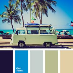 Color Palette No. 1498