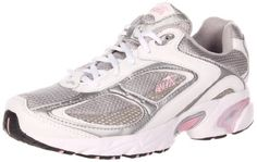 AVIA Women's A5020W,White/Chrome Silver/Cameo Pink,8 D US Avia. $20.99. Amazon.com                You'll feel like you are running on air in this great trainer from Avia.  Lightweight and breathable, the A5020W features Avia's Cantilever System and Anatomical Cradle, along with forefoot flex grooves for maximum flexibility.  Smartly designed insole boasts excellent cushioning for extreme comfort with every mile.                                    Product Description  ...