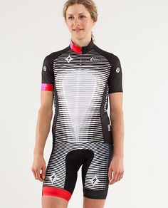 I knew there was a reason I got into cycling -- Lululemon/Specialized clothes!