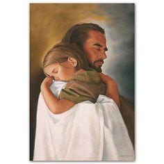 Jesus Christ Adoration Banner - Printed on Canvas - 2' X 3'