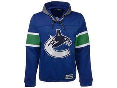 Vancouver Canucks Reebok NHL Men's Team Jersey Hoodie