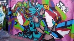 Urban Chief Street Art Graffiti Photography - Pop Art Photography - Wall Art Home Decor - Fine Art Photography - Industrial Urban Style