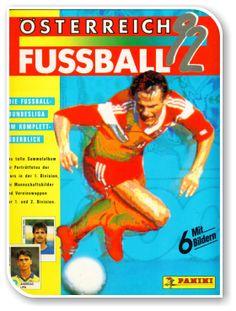 Fussball Osterreichische Bundesliga 1991-1992 Austria, Album, Comic Books, Baseball Cards, Cover, Sports, Trading Cards, Crests, Football Soccer