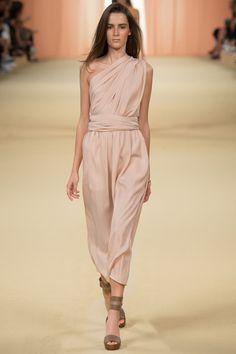 Hermès, Весна-лето 2015, Ready-To-Wear, Париж