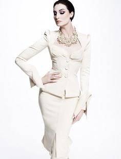 Zac Posen Resort 2013.  Image courtesy of Zac Posen.