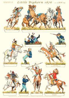 Gorini Art - Soldiers Card