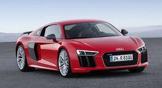 WEB LUXO - Carros de Luxo: Audi R8 2015 de 610 cv quer deixar muitos esportivos para trás