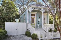 1890 Victorian In New Orleans Louisiana