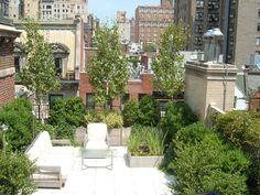 Roof terrace hong kong home