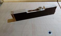 Vorrichtung für exakte Holzverbindung ( Kerfmaker )...