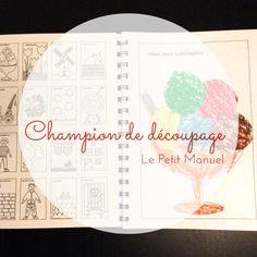 Champion de découpage @ Le Petit Manuel