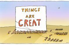The Cartoon Philosopher: 13 questions with Michael Leunig   New Philosopher