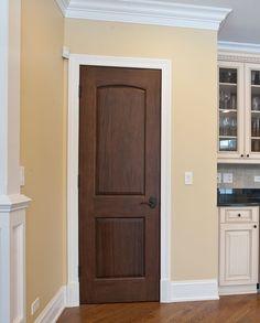 Loading Door Trimshome Decor Colorsinterior Trimbrown