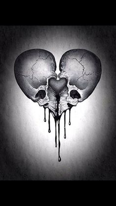 Skull Hearts