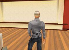 Captured Inside IMVU - Join the Fun! Virtual World, Virtual Reality, Imvu, Avatar, Join, Turtle Neck, App, Apps