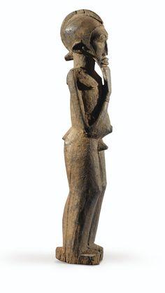 Statue, Lobi, Burkina Faso   Lot   Sotheby's