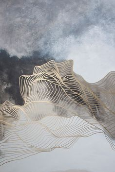 Tracie Cheng's Ethereal Abstract Paintings