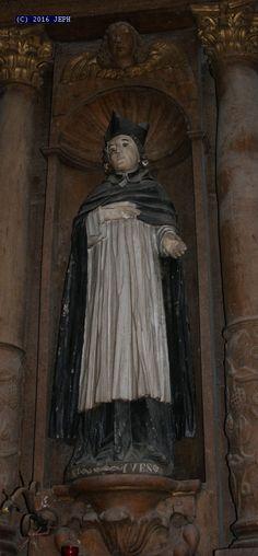 St Yves, église de Plounévez-Quintin (22).