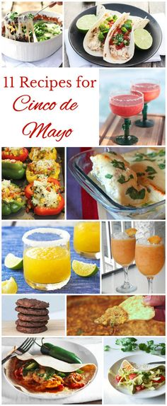 Cinco de Mayo Collage