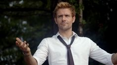 Matt Ryan's portrayal of Constantine has to be the best one on film to date.