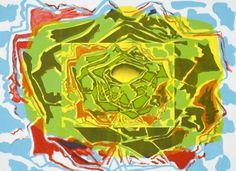 luis Gordillo, Luz artificial, 2010 on ArtStack #luis-gordillo #museumweek