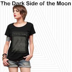 THE DARK SIDE OF THE MOON: CAMISETA DO PINK FLOYD NA REVERBCITY - Reverbcity.com